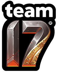 Team 17, our publisher